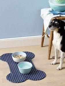 Hunde Sachen Kaufen : einfache anleitung f r eine fressnapf unterlage ella pinterest fressnapf unterlagen und hunde ~ Watch28wear.com Haus und Dekorationen