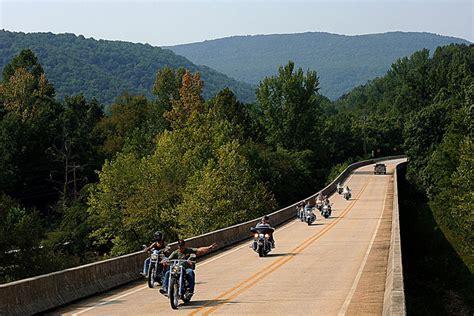 Arkansas Motorcycle Rides And