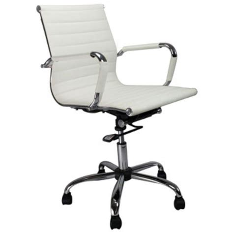 Office Chairs Uk by Executive Office Chair Plastic White Staples 174