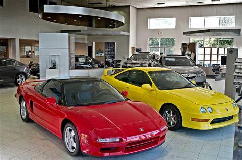 collectible classic   acura nsx automobile magazine