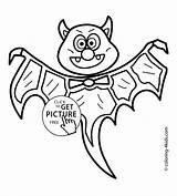 Halloween Bat Coloring Pages Printable Bats Holidays Preschool Getdrawings Drawing 4kids Line sketch template