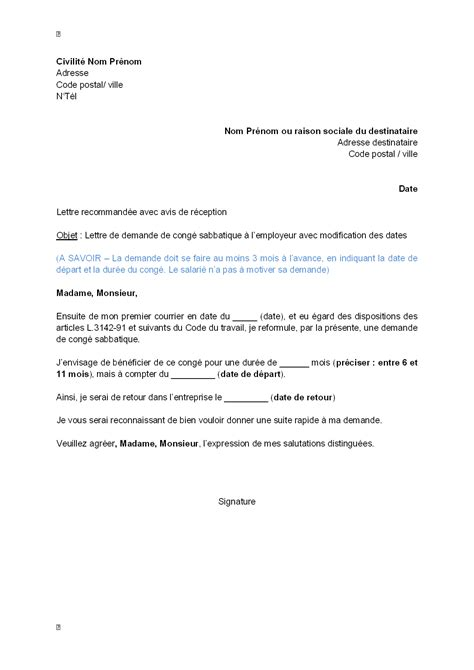 modele lettre remise en propre contre signature lettre de d 233 mission en propre application letter