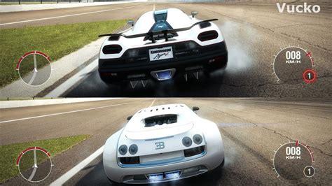 C'est la raison pour laquelle à travers les années. Grid 2 - Bugatti Veyron SS vs Koenigsegg Agera R - YouTube