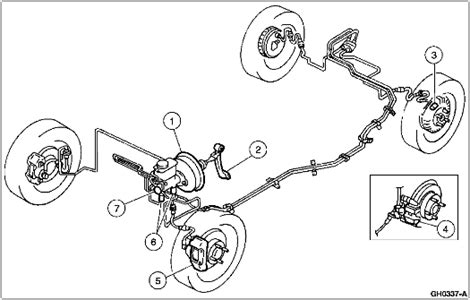 ford explorer rear brake