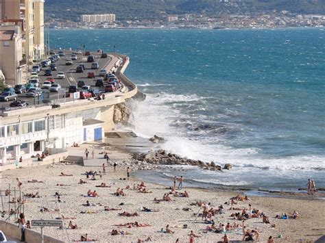 acces aux plages de marseille depuis lhotel hotel vieux