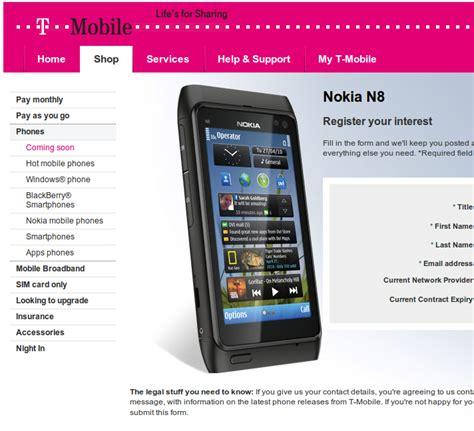 nokia n8 galaxy apollo coming soon to t mobile uk