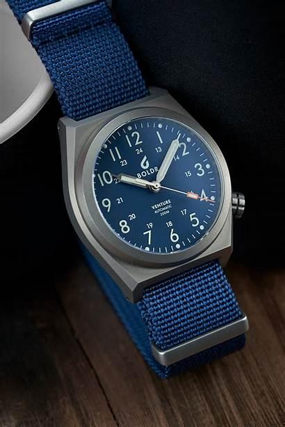 Venture Boldr Automatic Watchclicker Watches Wrist Strap