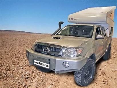 Hilux Double Cabine Cellule Rrcab Toyota Amovible