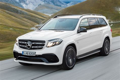 Mercedes Gls Class Picture by Mercedes Gls Class 2015 Pictures 3 Of 25 Cars