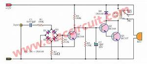 Simple Telephone Ring Amplifier Circuits