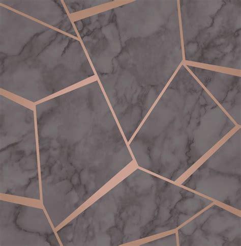 decor marblesque charcoal gold wallpaper fd42266