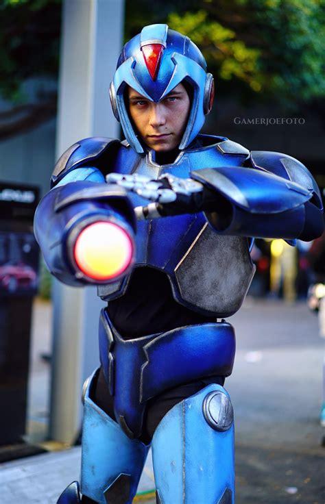 mega man  cosplay   time