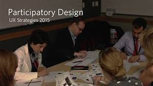 Participatory Design Workshop at the UX Strategies Summit 2015