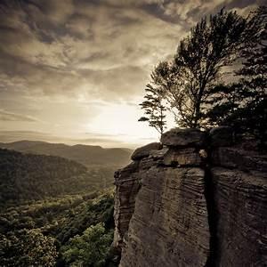 Indian Fort Mountain landscape iPad Wallpaper
