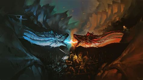 ice fire dragon game  thrones  hd tv shows