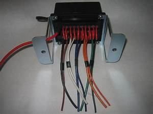 Auxiliary Fuse  Relay Panel