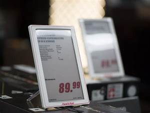 Kleine Gefriertruhe Media Markt : electronic shelf labels alle europ ischen saturn und media markt filialen nutzen jetzt esl ~ Bigdaddyawards.com Haus und Dekorationen