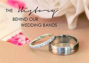 The history of the wedding band matthewely by york jewellers for Wedding ring and engagement ring placement