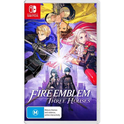 fire emblem  houses nintendo switch big