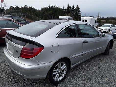 Free shipping on many items | browse your favorite brands | affordable prices. 2003 Mercedes C230 Compressor Outside Victoria, Victoria - MOBILE