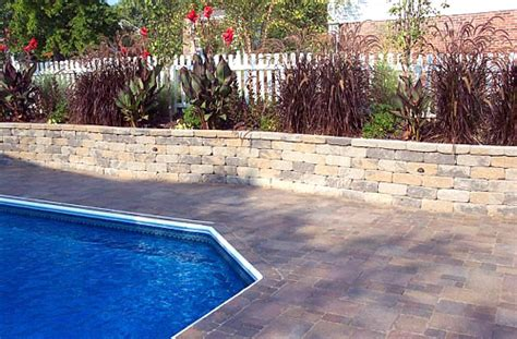 installing retaining walls  patios  greater