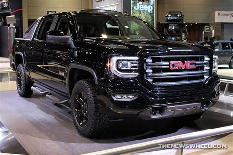 gmc sierra special edition news reviews msrp