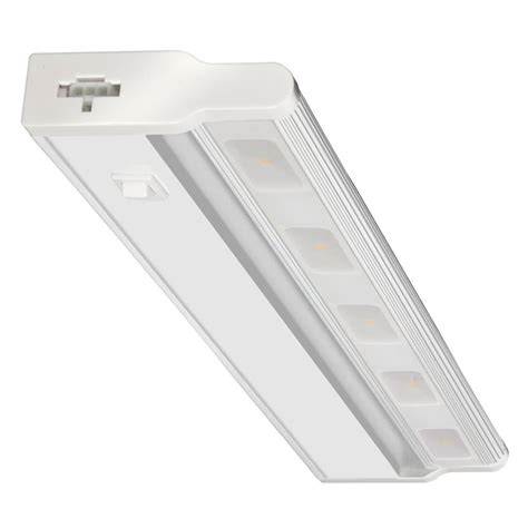ustellar led under cabinet lighting ge 18 in led white under cabinet light 12689 the home depot