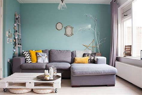 light blue couch living room 2017 color trends for your home interior according to