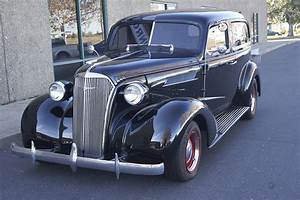1937 Chevrolet Panel Truck - Pictures