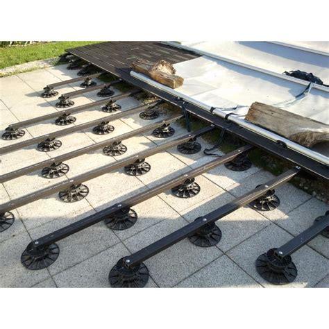 lambourdes en bois composite pour terrasse