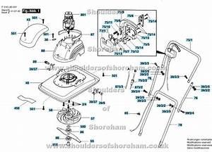 Qualcast Hover Lite 30 F016 L80 931