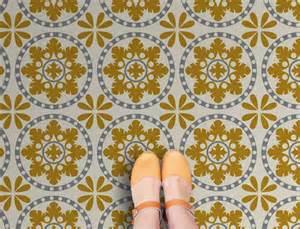 retro vinyl floor tile range by zazous retro to go