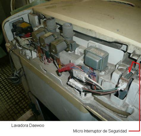 solucionado lavadora daewoo dwf 111w panel de da 241 ado yoreparo
