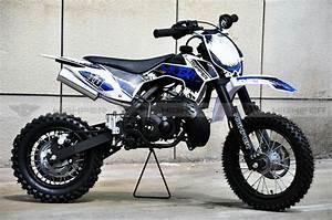 9 0hp  2 Stroke Kick Start 50cc Dirt Bike  Db502b
