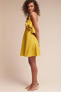 711 best images about bridesmaids on pinterest metallic With yellow wedding guest dress