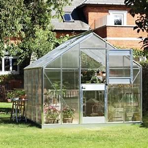 Serre De Jardin Polycarbonate : serre de jardin compact plus polycarbonate ~ Dailycaller-alerts.com Idées de Décoration