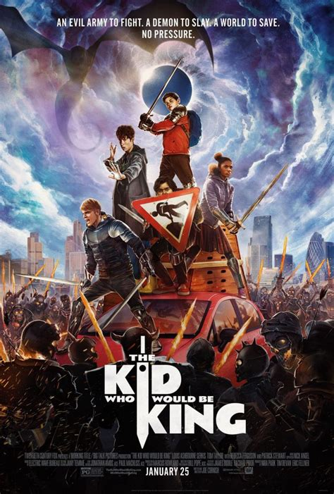 kid    king trailer