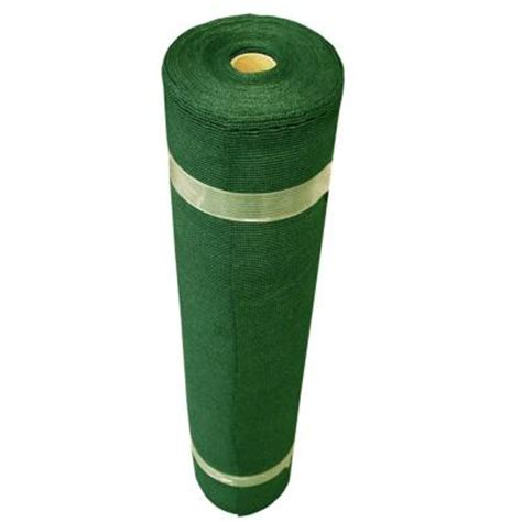 coolaroo 6 ft x 100 ft heritage green shade cloth 90