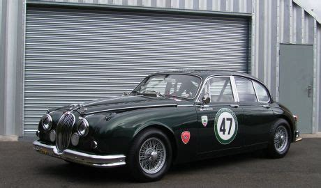 jaguar  mk  fia race car sherwood restorations