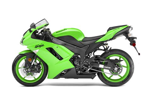 2008 Kawasaki Ninja Zx-6r Review