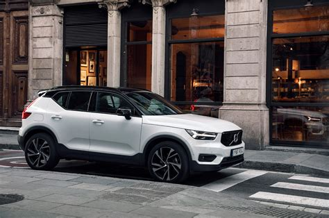 Volvo 2019 : 2019 Volvo Xc40 Reviews And Rating