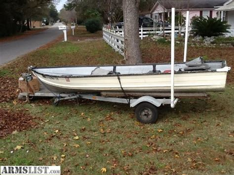 14 Ft Jon Boat by Armslist For Sale 14 Ft Jon Boat And Trailor For Trade