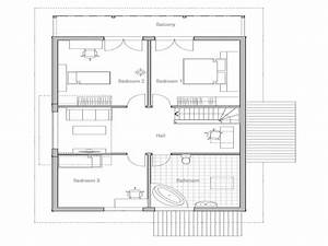 small affordable house plans small two bedroom house plans With bed room for small house