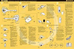Plantronics A500 Bluetooth Class 2 Device User Manual