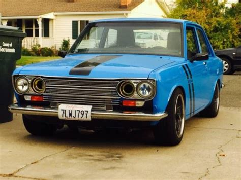 Datsun 510 For Sale California by 1971 Datsun 510 2 Door For Sale By Owner In Sacramento