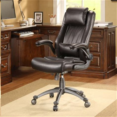whalen office chairs whalen flip up arm leather office