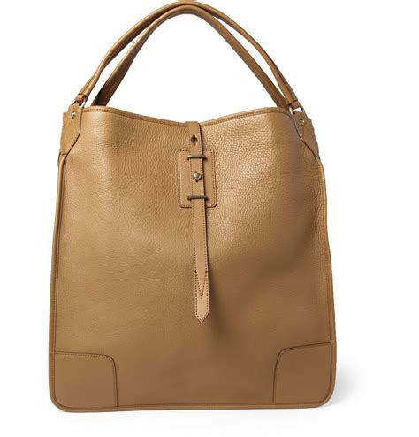 waxed canvas tote bag belstaff s tye grain leather tote bag 39 s bags
