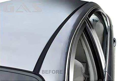 lexus chrome roof molding trim chrome accessories