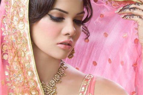 latest  pakistani bridal makeup tips ideas basic