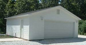 2014 jurra shed With 24x30 metal garage